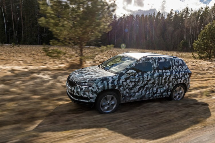Skoda Karoq named as Yeti replacement
