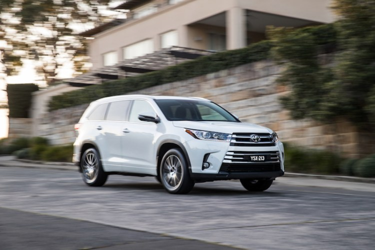 2018 Toyota Kluger Grande Review