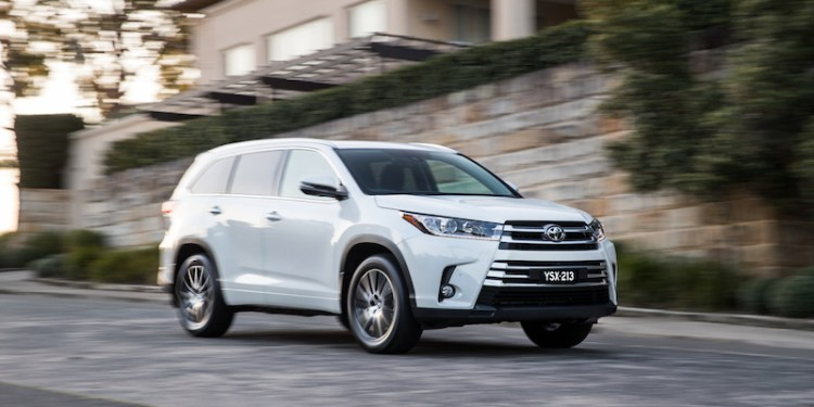 2018 Toyota Kluger Grande Review