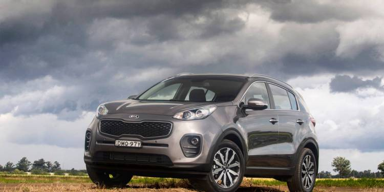 New Kia Sportage Si Premium variant on-sale now