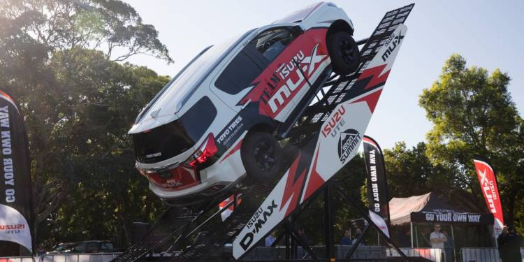 Isuzu UTE Australia has resigned its sponsorship of Team D-MAX for the remainder of 2017 and beyond.