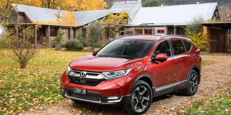 2018 Honda CR-V pricing announced for Australia