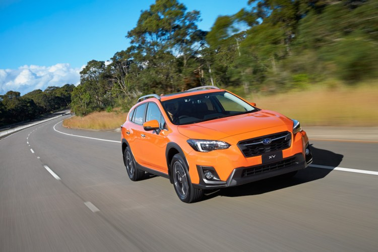 2018 Subaru XV 2.0i-S Review
