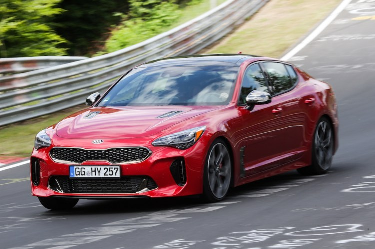 2018 Kia Stinger Review by Practical Motoring