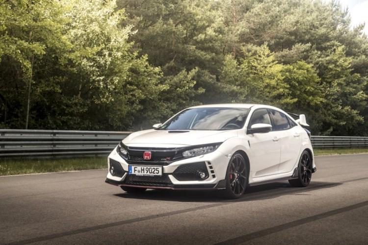 2018 Honda Civic Type R Review