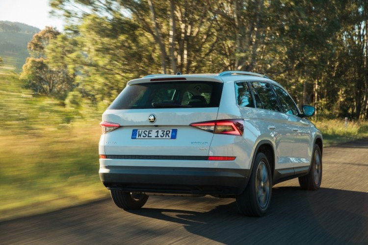 2018 Skoda Kodiaq Review by Practical Motoring