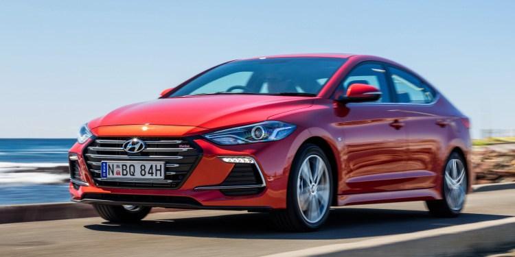 2018 Hyundai Elantra SR Turbo review