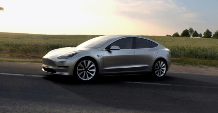 Tesla Model 3 deliveries begin this month