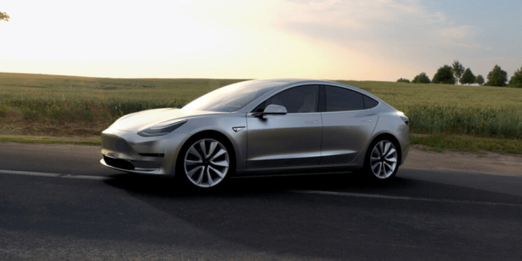 Tesla Model 3 deliveries begin this month