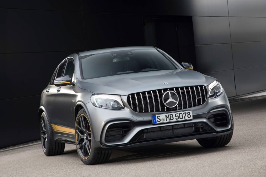2018 mercedes-amg glc 63 to sell here from $164,900+orc