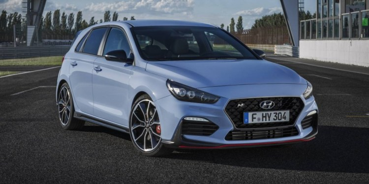 2018 Hyundai i30 N revealed2018 Hyundai i30 N revealed