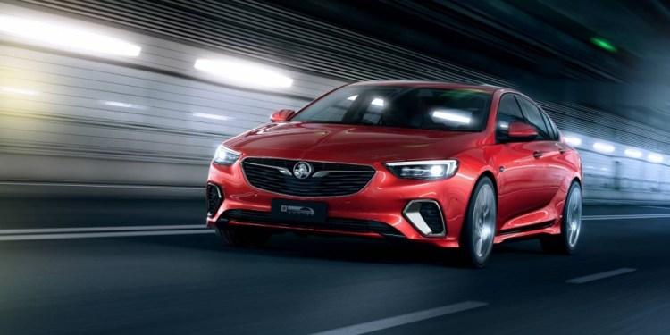 2018 Holden Commodore VXR revealed