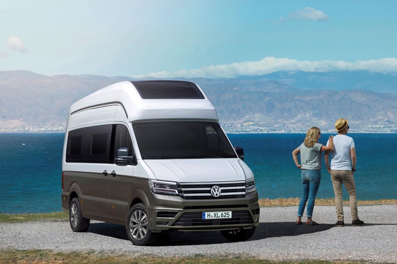 2018 volkswagen california xxl. contemporary california volkswagen california xxl concept teased intended 2018 volkswagen california xxl c