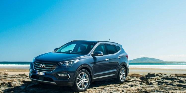 Revised Hyundai Santa Fe gets SmartSense as standard across the range
