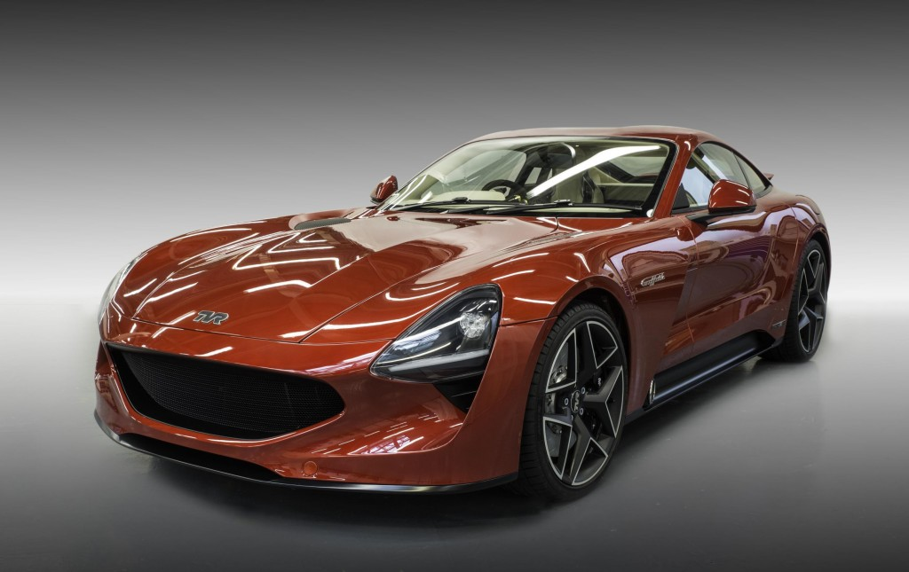 New TVR for Goodwood!