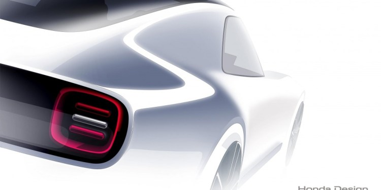 Honda Sports EV Concept to be revealed at Tokyo Motor Show
