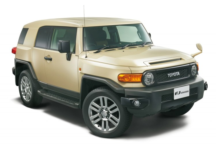 Final Edition FJ Cruiser