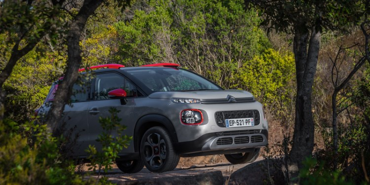 2018 Citroen C3 Aircross Review