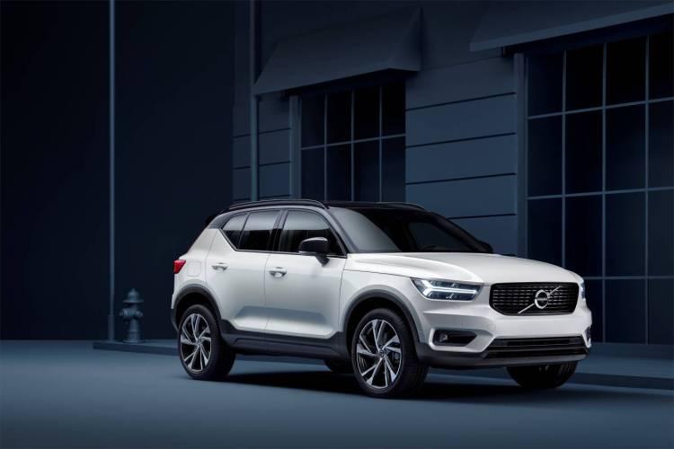 Volvo XC40 revealed... here in 2018