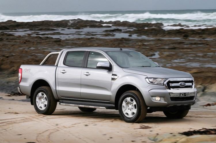 Ford Ranger is Australia's best-selling ute