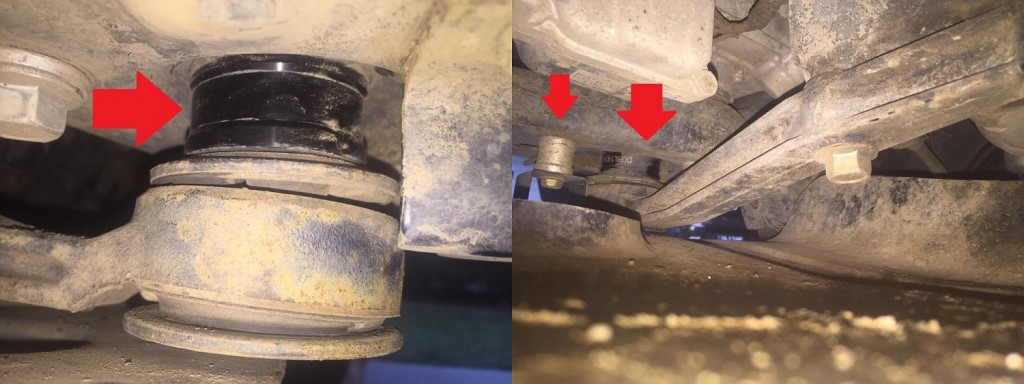 Diff Drop Options on a 4x4 with independent front suspension