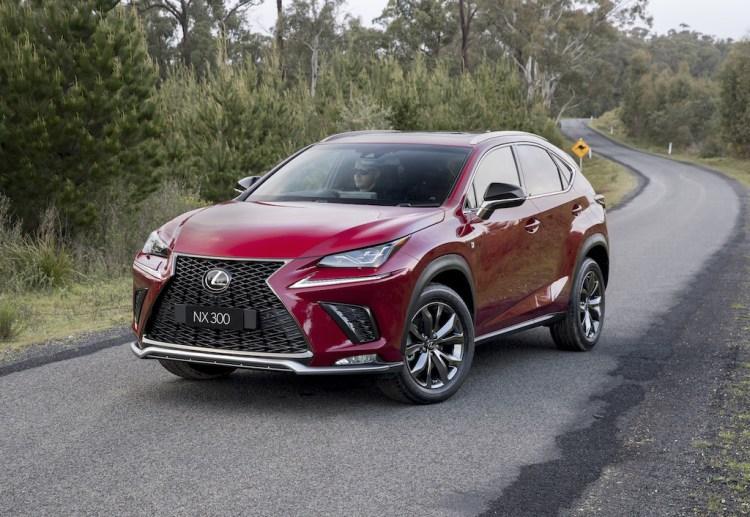 2017 Lexus NX 300 review