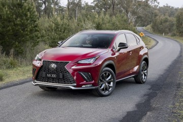 2017 Lexus NX 300 review