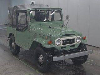 Weird and wonderful Japanese 4X4s you can import: Part 1