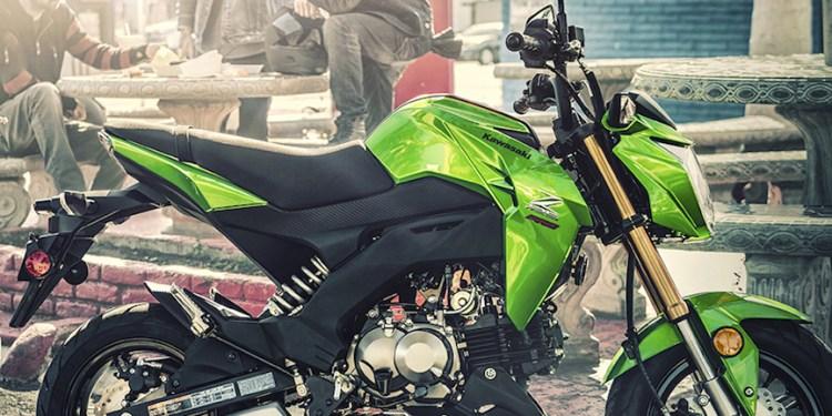 2017 Kawasaki Z125 Pro Review