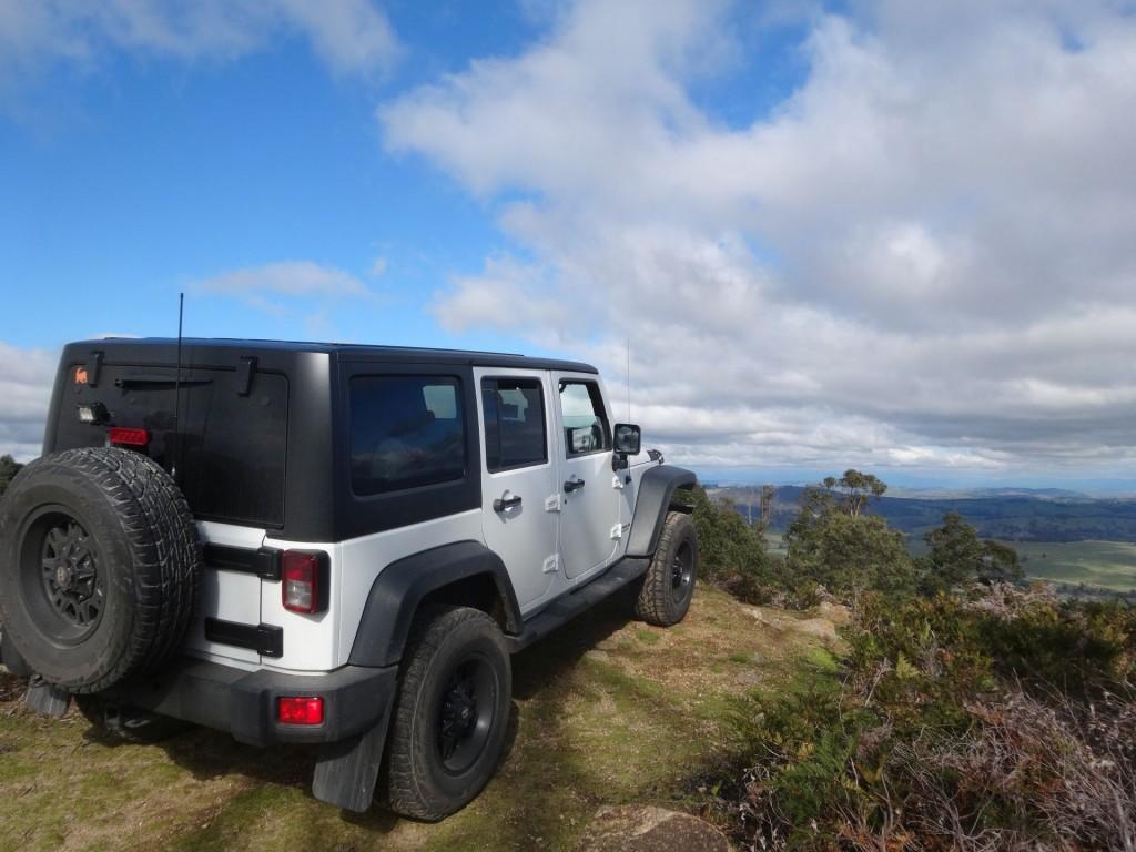 Steve Cassano's Jeep Wrangler JKU