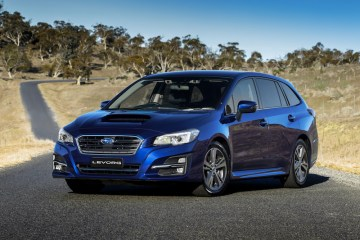 2018 Subaru Levorg Review by Practical Motoring