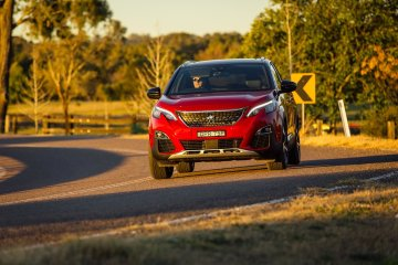 2017 Peugeot 3008 Review by Practical Motoring