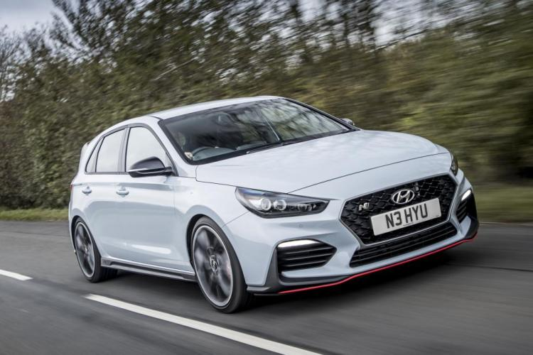 2018 Hyundai i30 N review by Practical Motoring