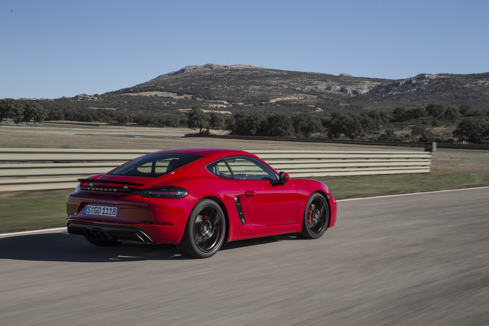 2018 Porsche 718 Cayman GTS Review by Practical Motoring