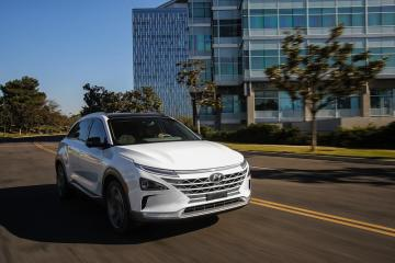 Hyundai NEXO revealed