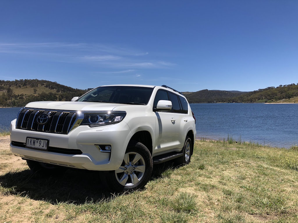 2018 Toyota LandCruiser Prado GXL Review