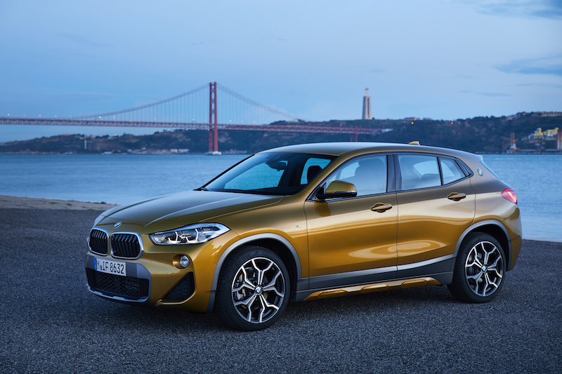 2018 bmw x2 review practical motoring. Black Bedroom Furniture Sets. Home Design Ideas