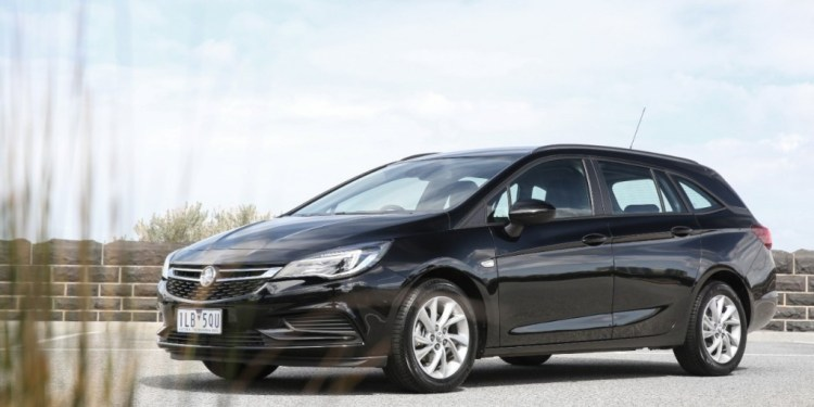 2018 Holden Astra Sportwagon LT Review