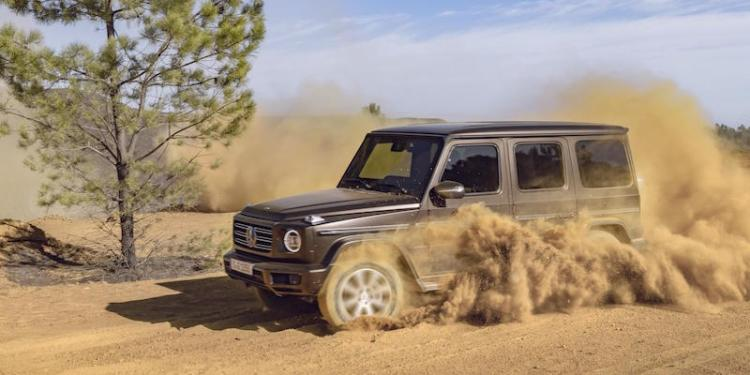 The all-new 2019 Mercedes-Benz G-Class has been revealed overnight at the Detroit Motor Show.