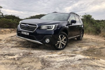 2018 Subaru Outback 3.6R Review