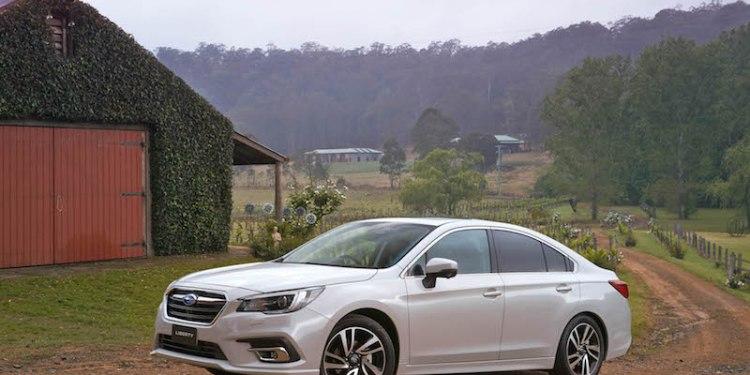 Subaru Liberty 2.5i Premium Review