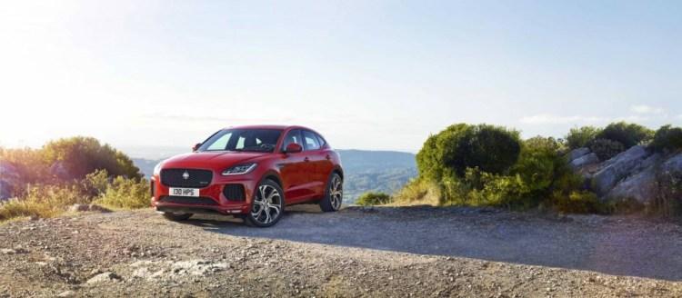 Jaguar E-Pace Review by Practical Motoring