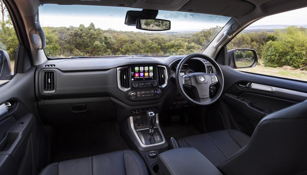 2018 Holden Colorado Z71
