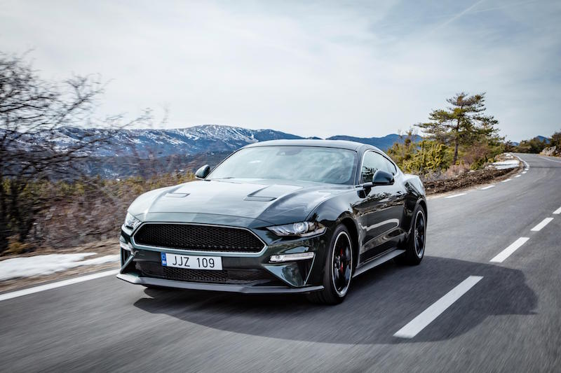 Limited Edition  Ford Mustang Bullitt To Sell In Australia