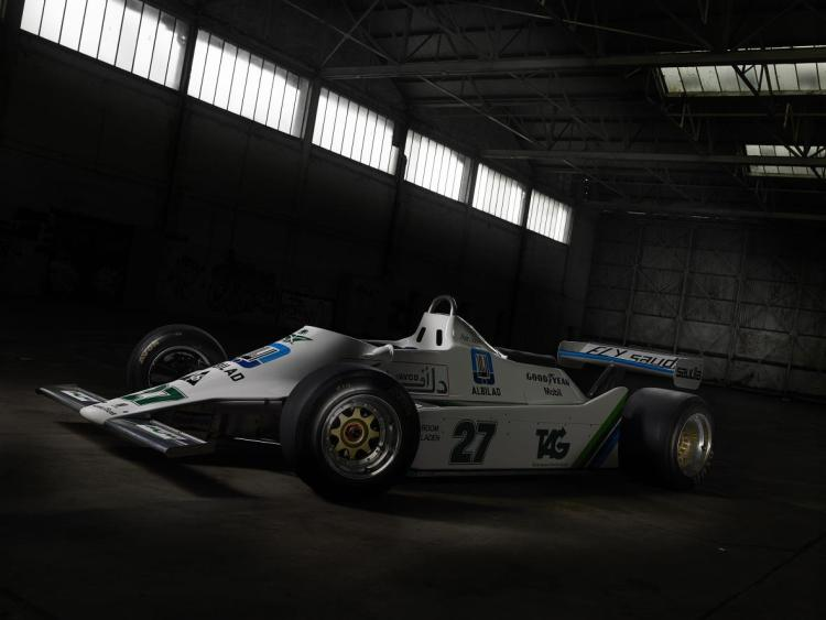1979 Williams Formula One Car #27