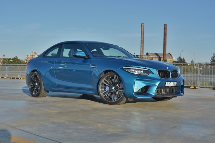 2018 BMW M2 Review