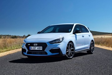 Practical Motoring says: The new i30 N might be Brand H's first real high-performance hatchback, but it's good enough that you'll never have to use the patronising `for a first effort' line. We'd be inclined to pay the extra $3K for the Luxury pack, purely for the lift it gives the otherwise drab interior. Beyond that, the N has the smarts, the safety, and the warranty that makes any Hyundai a price-point warrior, but combines those attributes with the handling and point-to-point zap of a true hot-hatch.