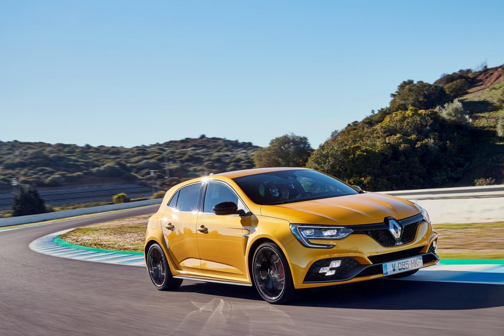 Renault Megane Rs 280 To Sell Here From 45 000 Orc With
