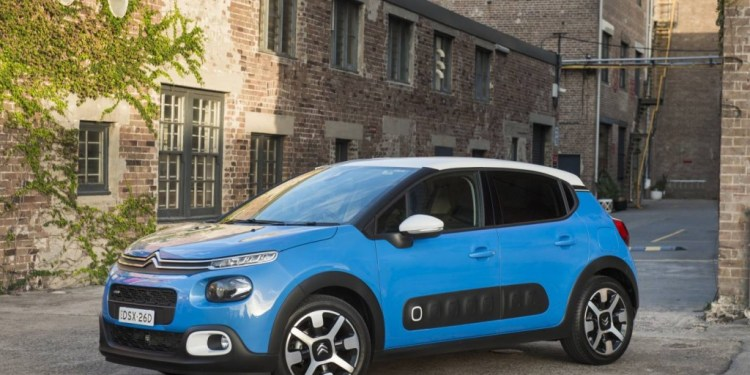 all-new Citroen C3