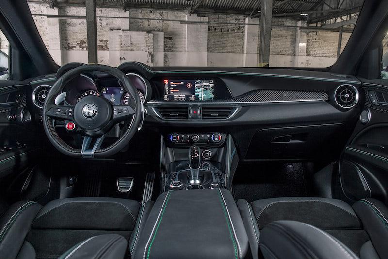 2018 Alfa Romeo Stelvio Quadrifoglio Review